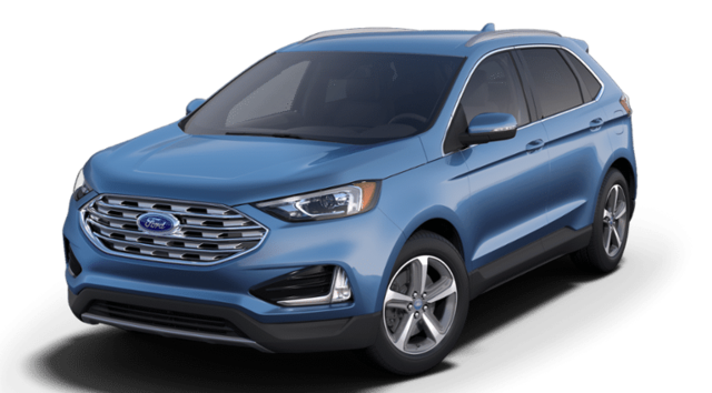New 2019 Ford Edge SEL Crossover 2FMPK4J95KBC33463 in Rochester, New York, at West Herr Ford of Rochester